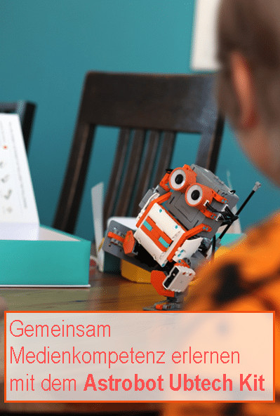 Der Ubtech Astrobot Kit Roboter