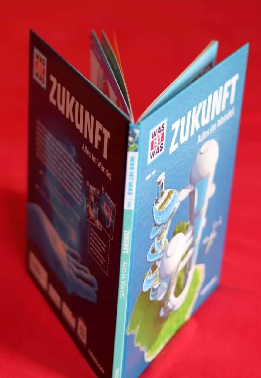 Zukunft ein Buch der Was ist Was Reihe