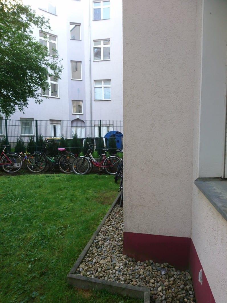 Berliner Innenhof