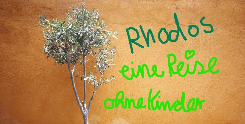 Rhodos im Frühling, eine Insel zum verlieben #Urlaub