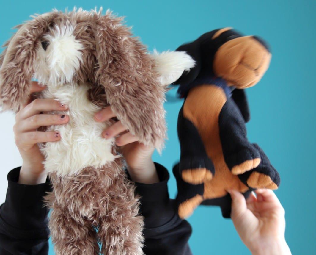 Tierschutzunterricht mit Purina