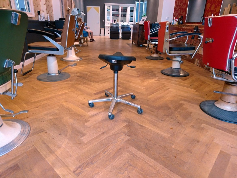Friseur, Salon Sophie Marie, Friedrichshain