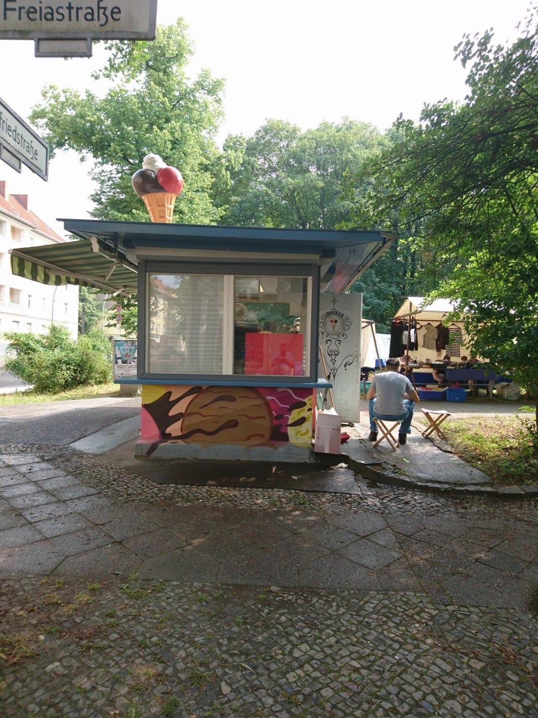 Nachbarschaft, Berlin-Lichtenberg