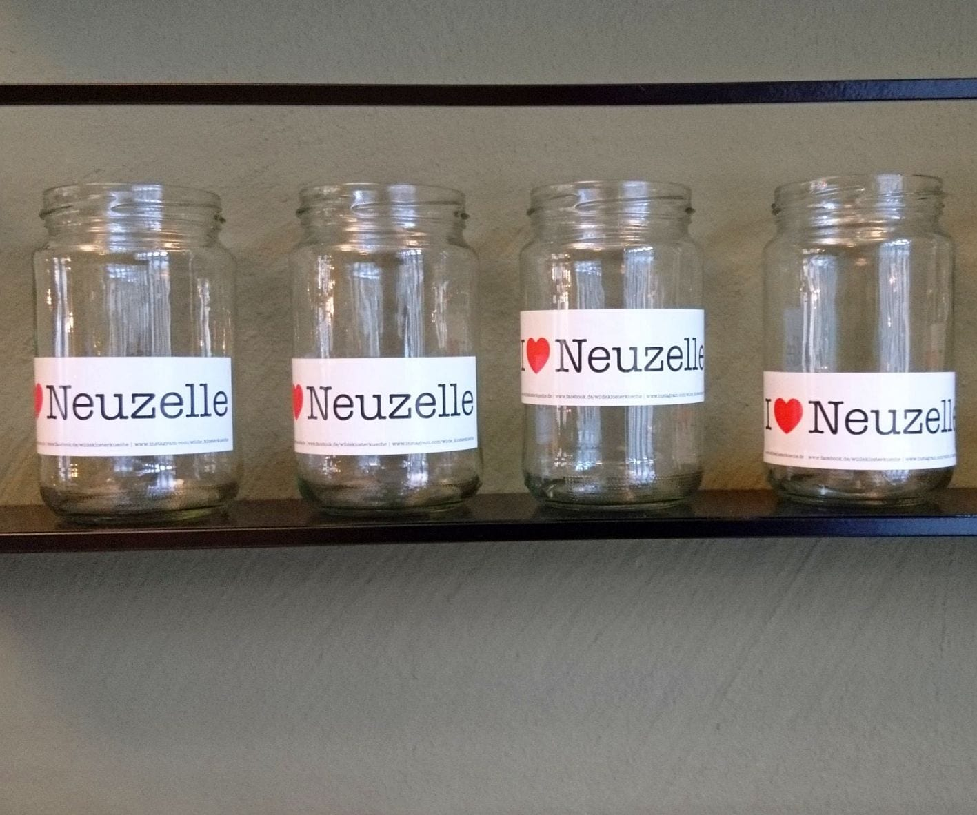 I love Neuzelle