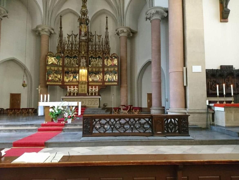 Kirche Sanctissimum Corpus Christi