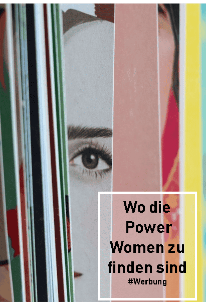power Women sind ueberall