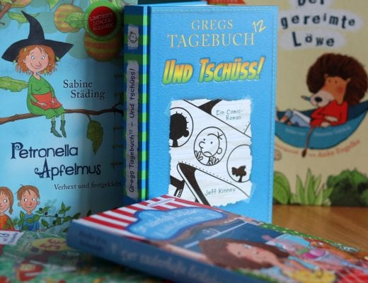 Sommerbuecher für Leser ab 8 Jahren