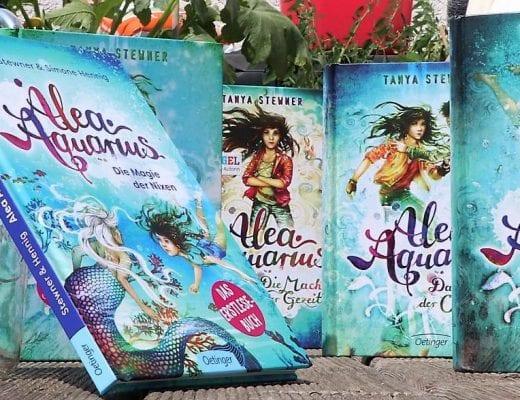 Alea Aquarius Tanya Stewner
