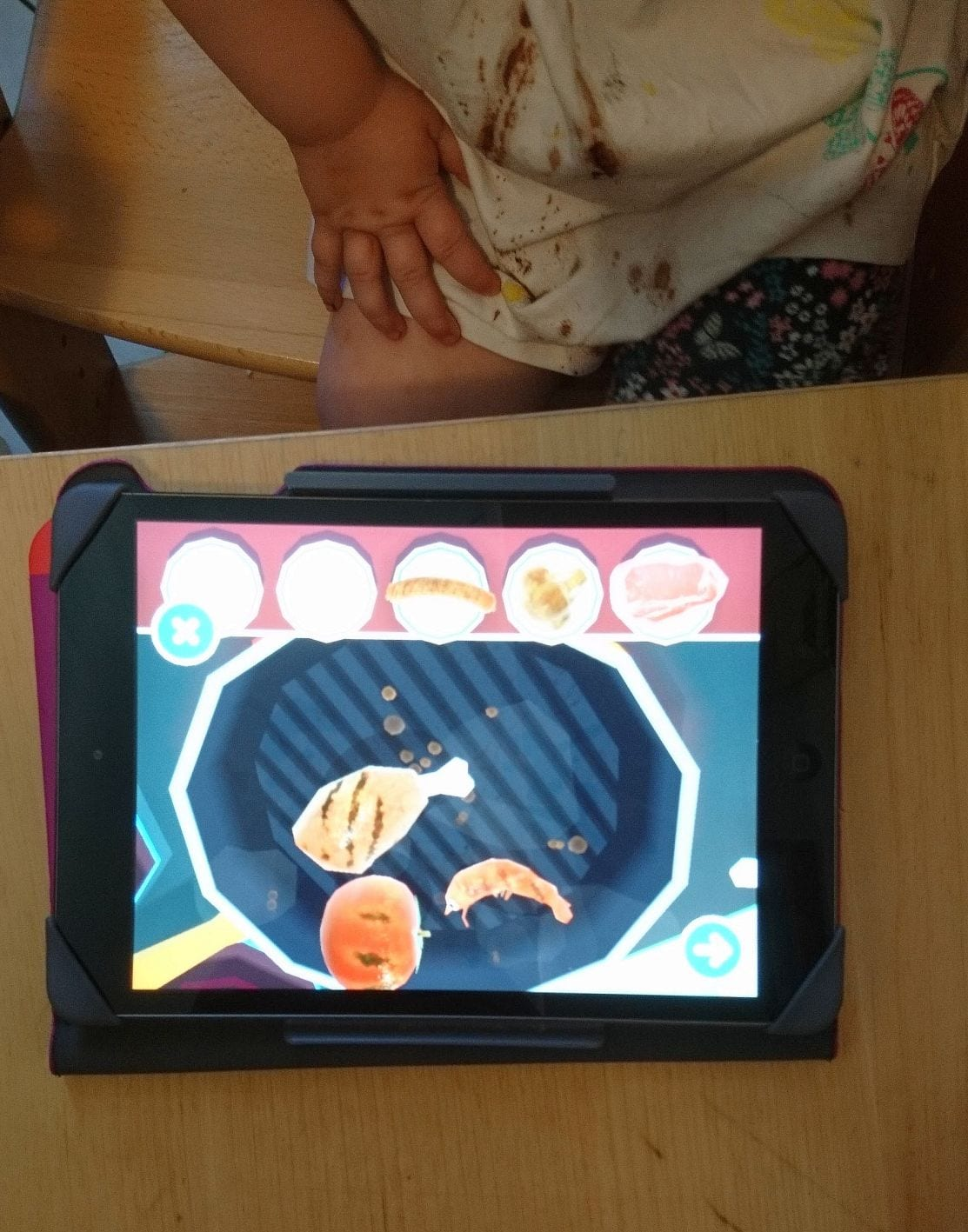 Kids Apps, Toca Kitchen