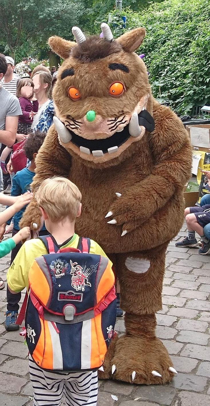 Berliner Bilderbuchfest, Kinderbuch, Fest