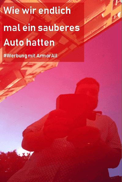 Wie wir ein Auto putzen/ grossekoepfe.de