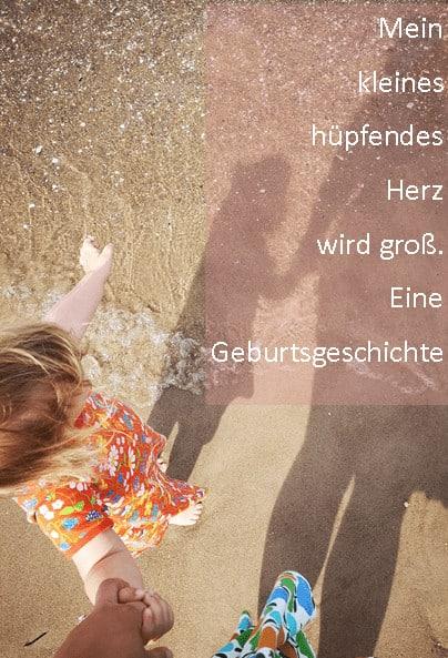 eine Geburtsgeschichte fuer Kinder erzählt/grossekoepfe.de