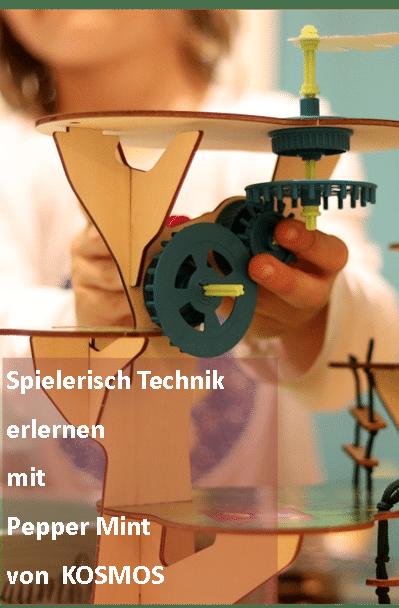 PepperMint Kasten von KOSMOS_grossekoepfe.de