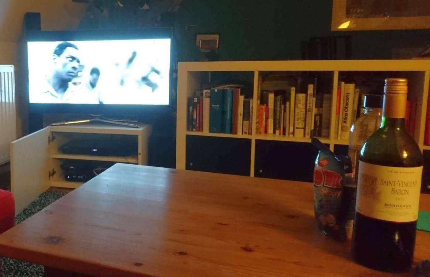 Wein und Film