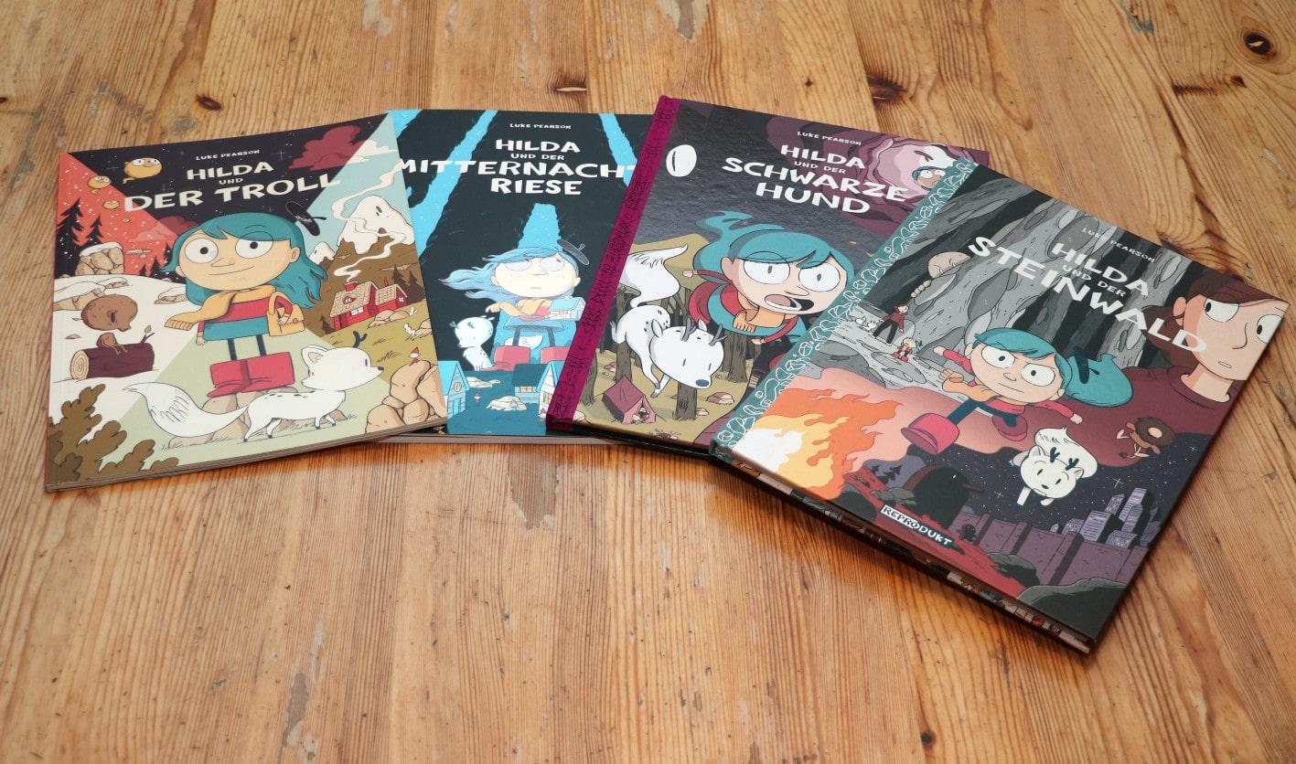 Hilda Reprodukt_Buch