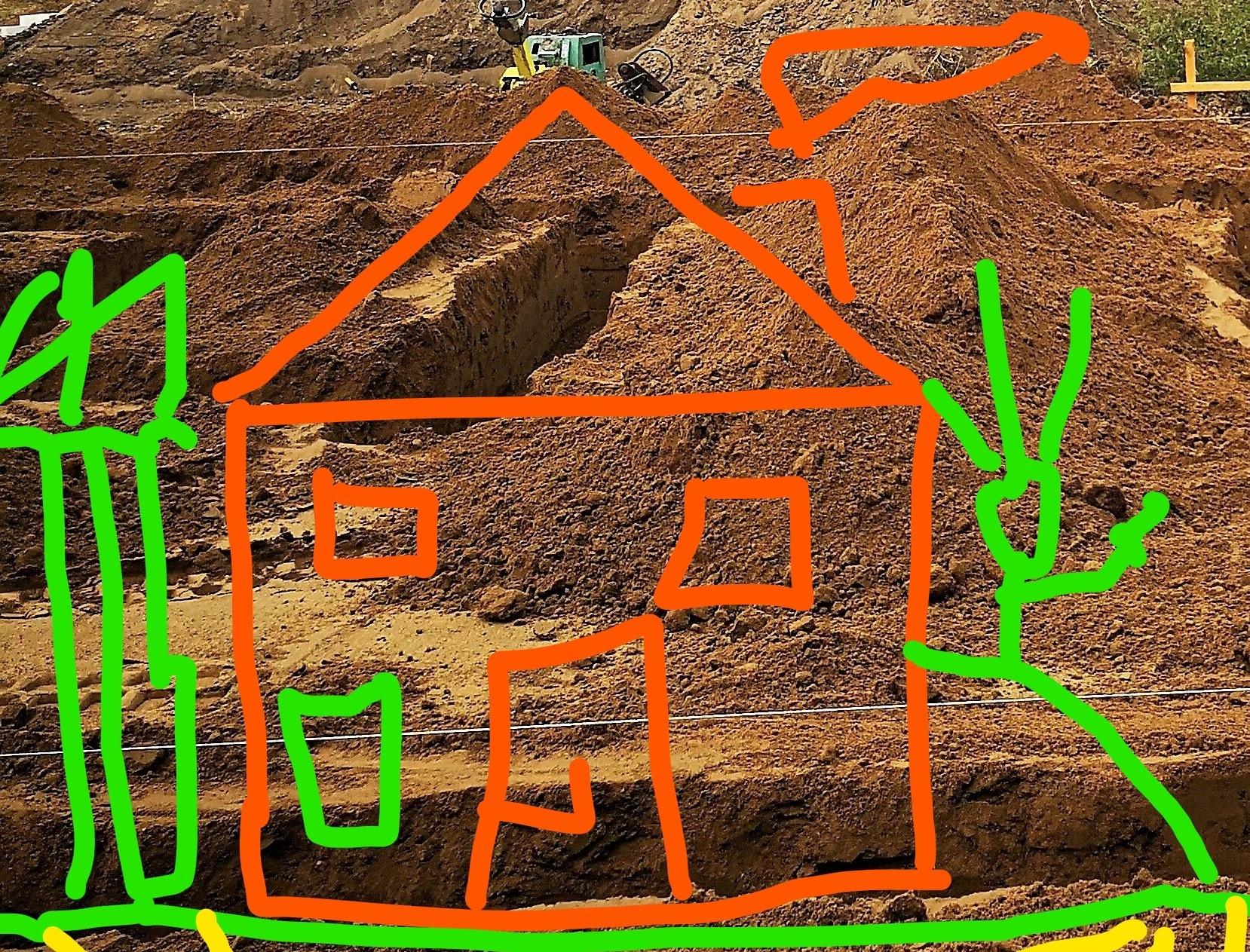 Traumhaus vom Kind_Hausbau