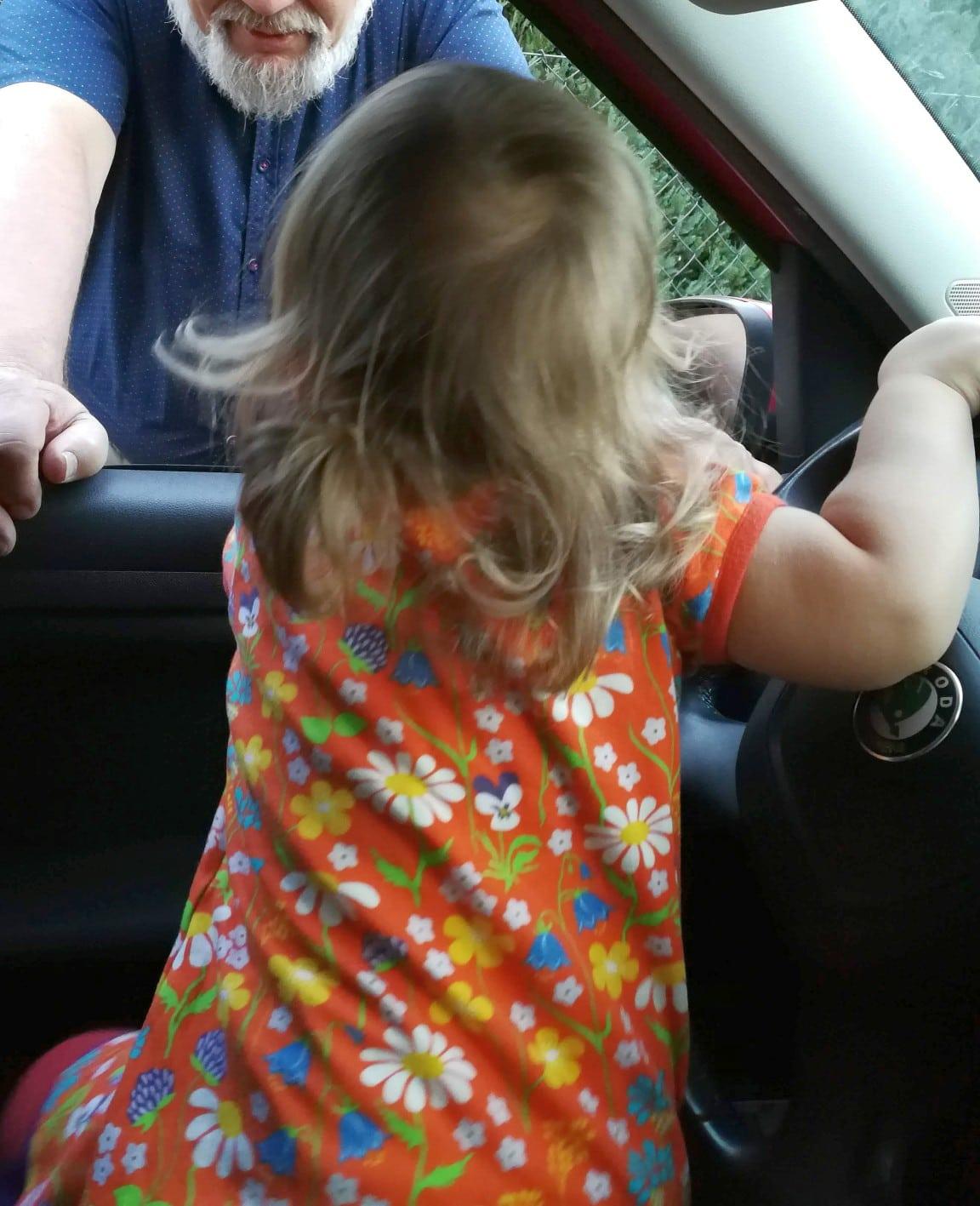 Wie ich mich als Vater und Opa fuehle