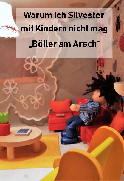Silvester am Arsch mit Kindern-Grossekoepfe.de