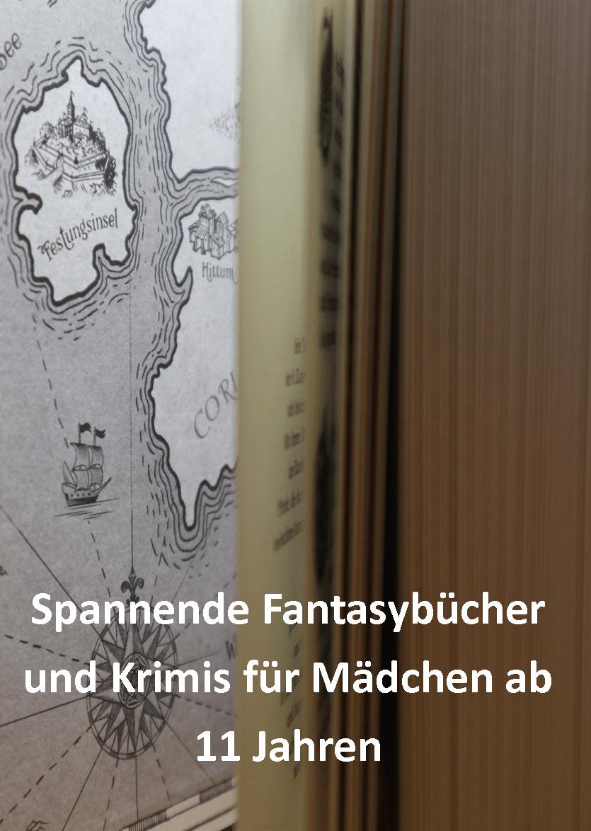 Fantasybuecher fuer Kinderr ab 11 Jahren