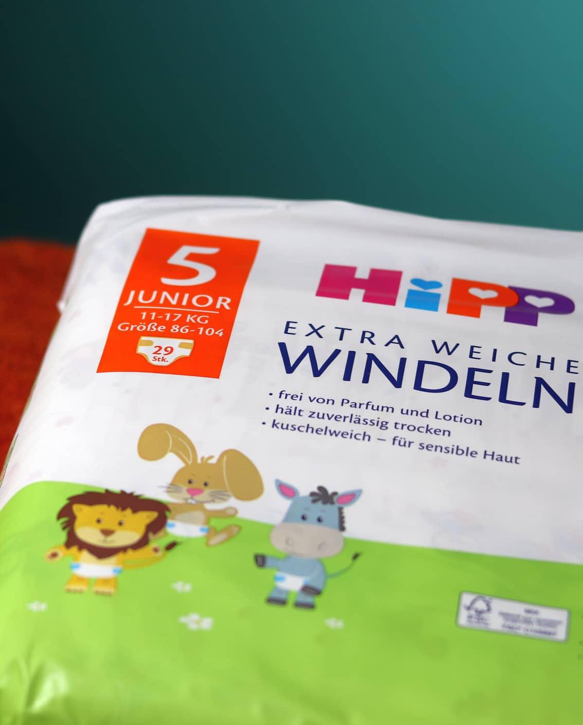 Babysanft Windel_HIPP_Mamablog