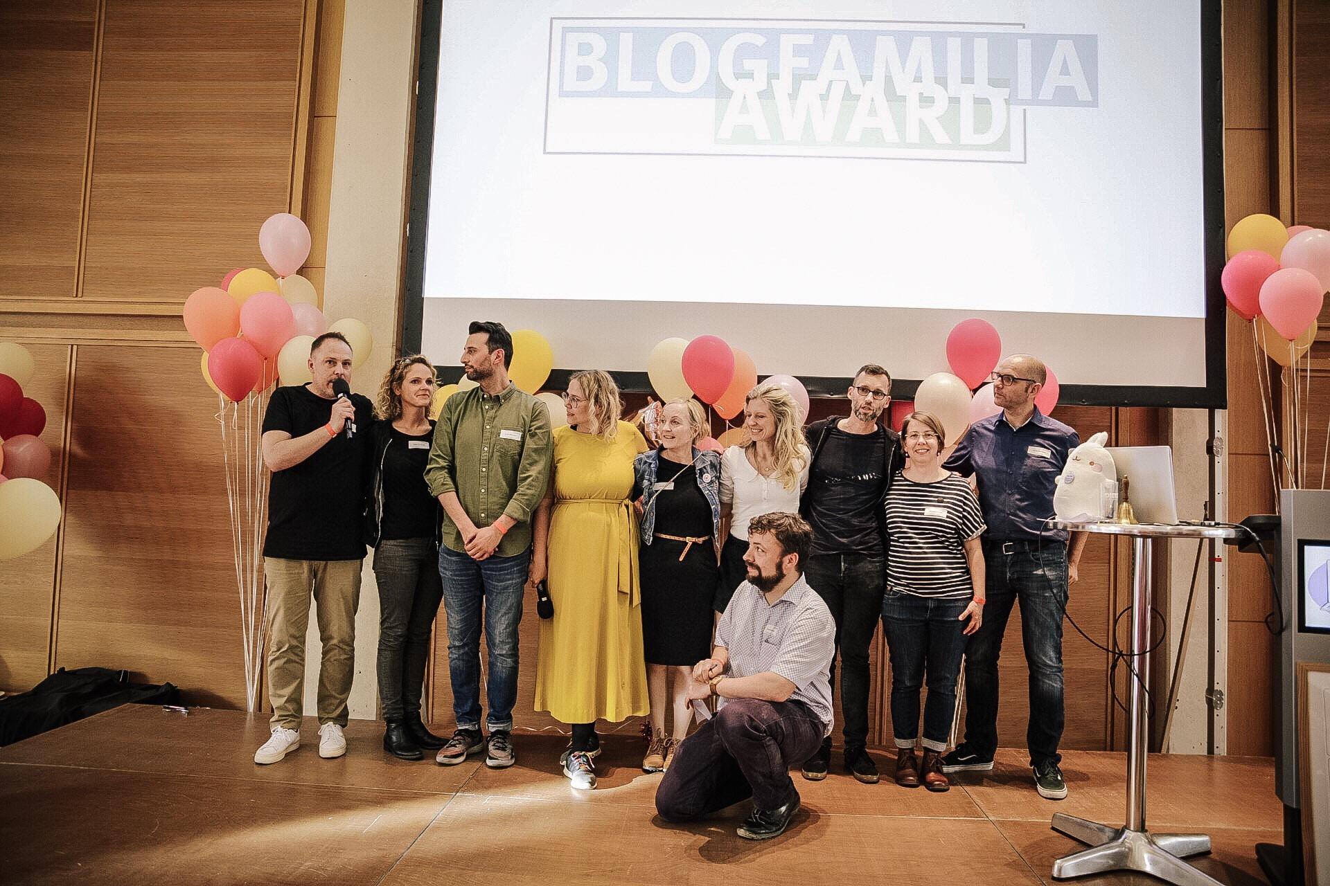 Blogfamilia Team