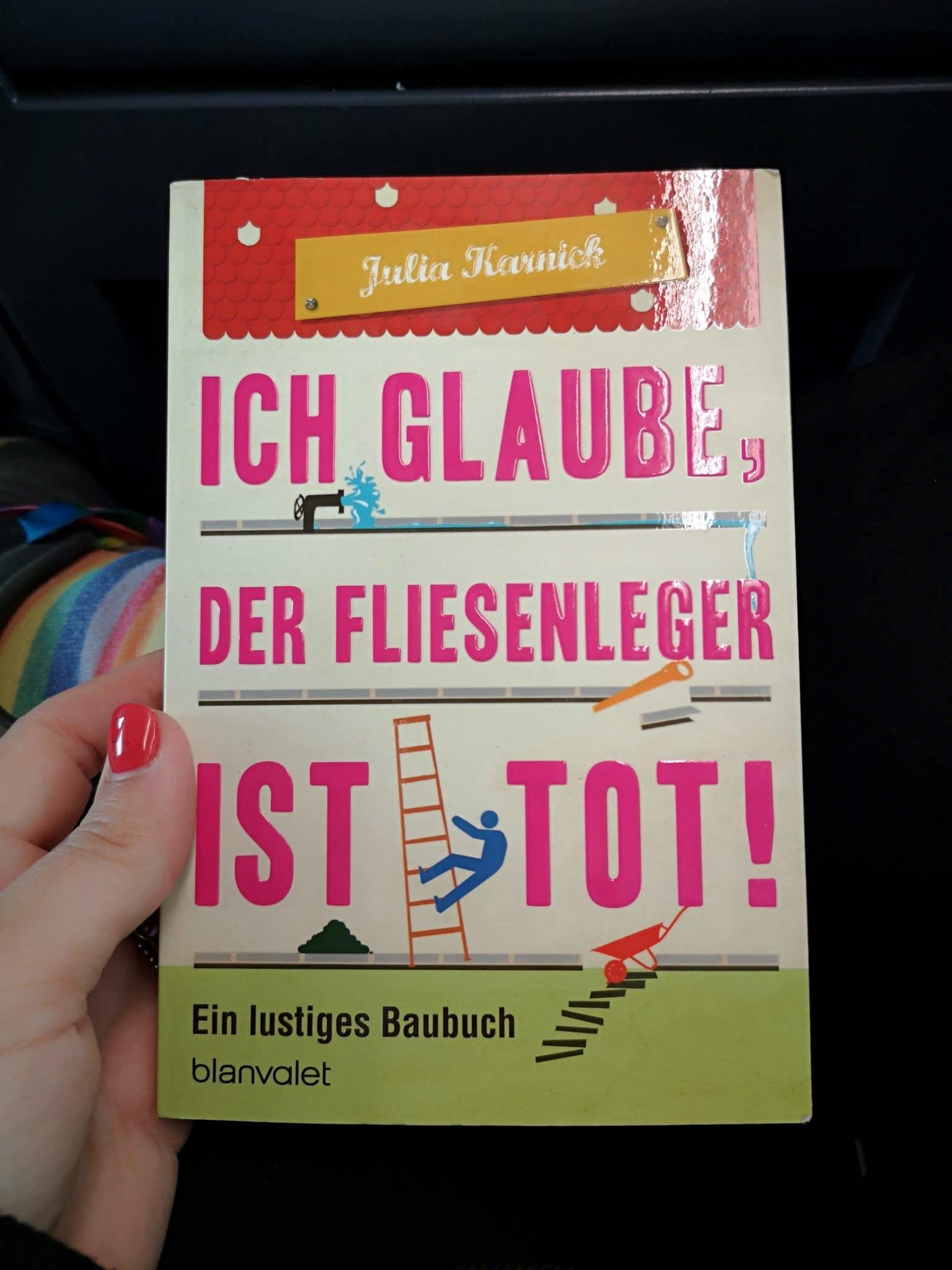 Buch Julia Karnick_Fliesenleger