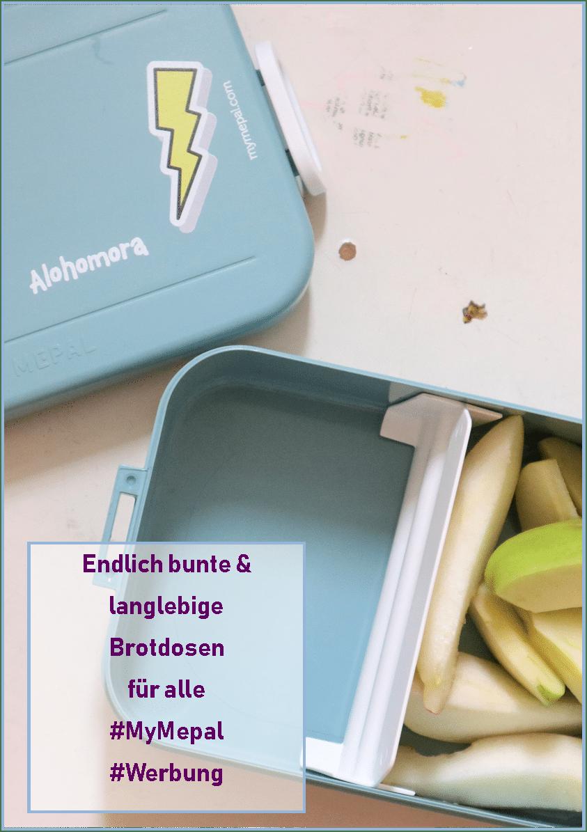 Box_MyMepal_Brotdose mit Aufschrift