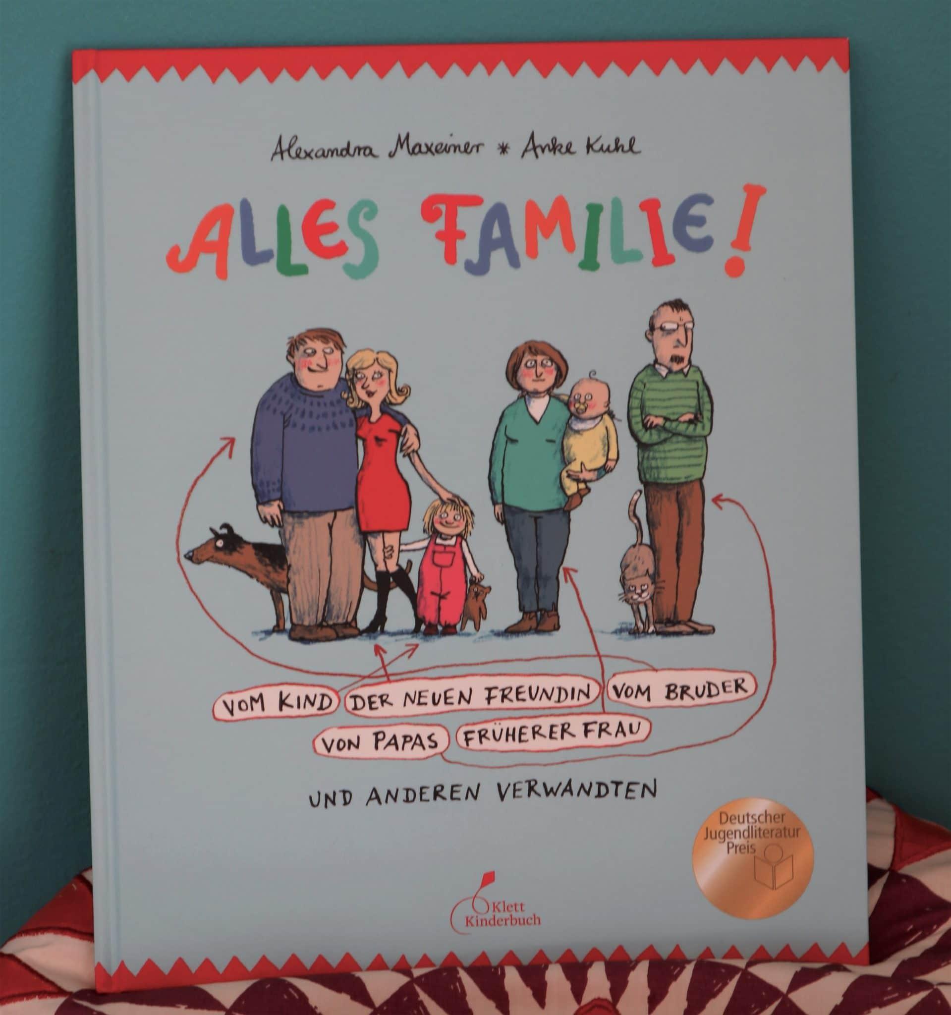 Familienbücher für alle Familien