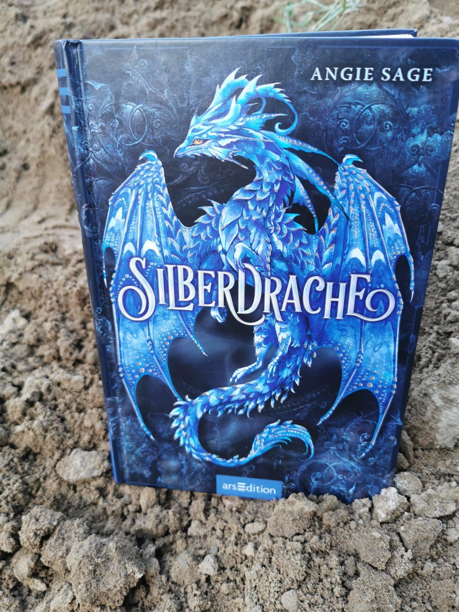 FantasyBuch_Silberdrache_Buch