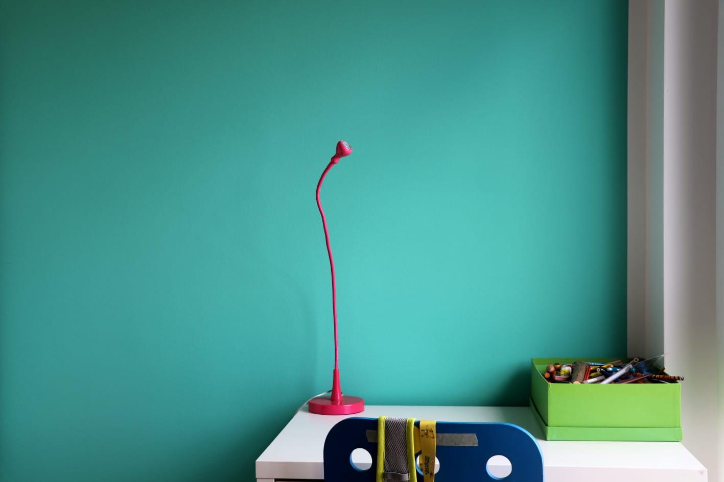 Farbenfrohes Wohnen mit Alpina Farben #Werbung