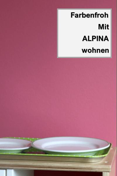 Farbenfroh mit ALPINA wohnen
