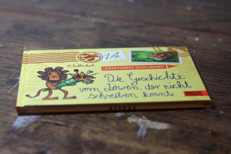 Vom Loewen der nicht schreiben konnte_grossekoepfe.de