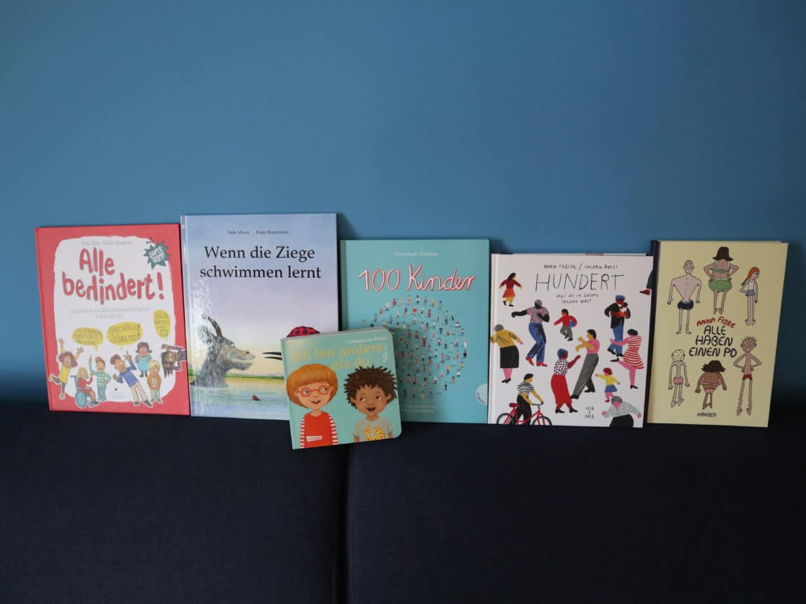 Vielfalt im Kinderbuch