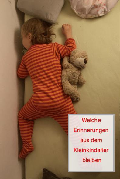 Was wir alles vergessen werden - Leben mit Kleinkind