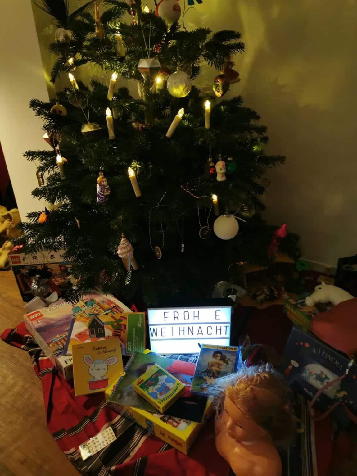 Weihnachten in Bildern 2019