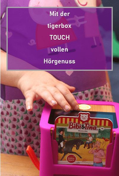 die tigerbox TOUCH
