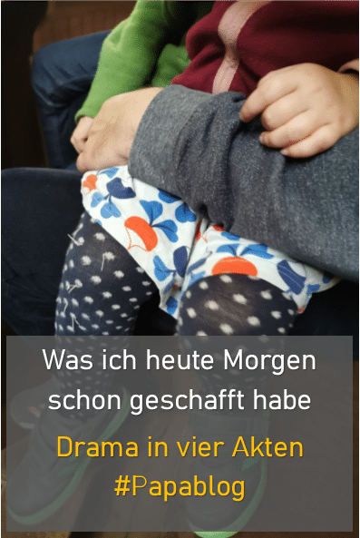 Familienmorgen_Stress am Morgen