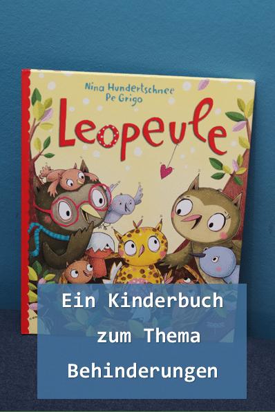 Kinderbuch-Leopeule