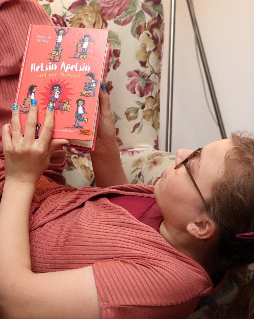 Kinderbuch zum Thema Gefühle