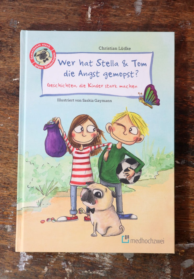 Kinderbuch zum Thema Angst