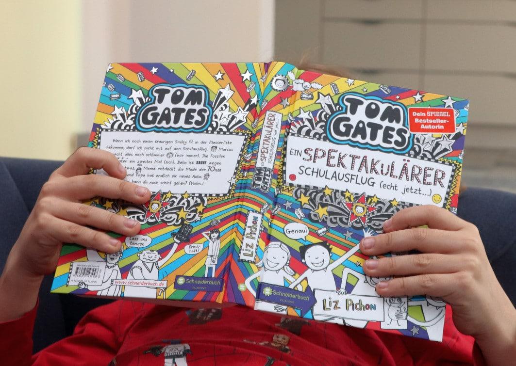 Liz Pichon_Tom Gates_Kinderbuch_Heldenstuecke