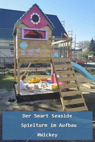 Smart Seaside Turm Aufbau