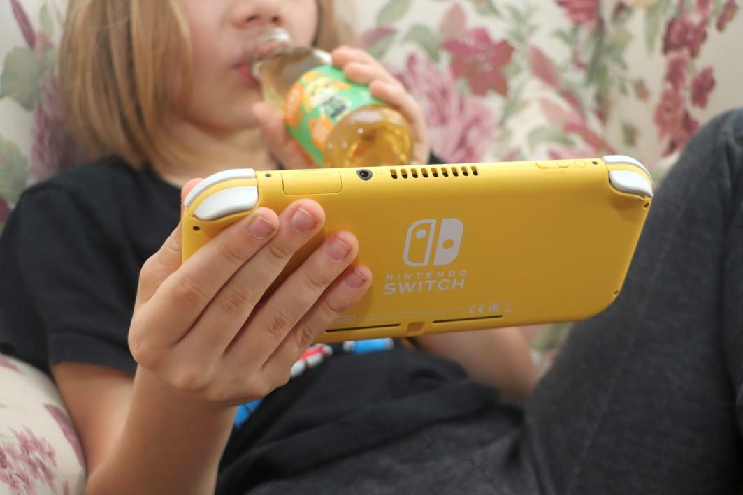 Die Nintendo Switch Lite Konsole_grossekoepfe.de