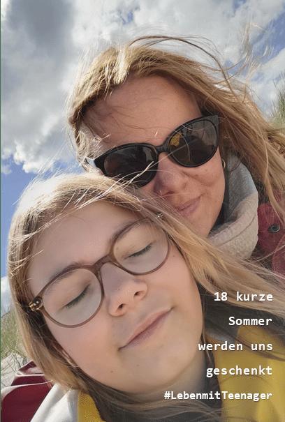 18 kurze Sommer werden uns geschenkt