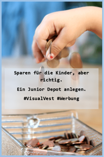 Das Junior Depot von VisualVest
