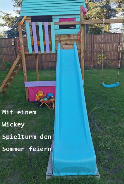 Der Wickey Smart Seaside Spielturm