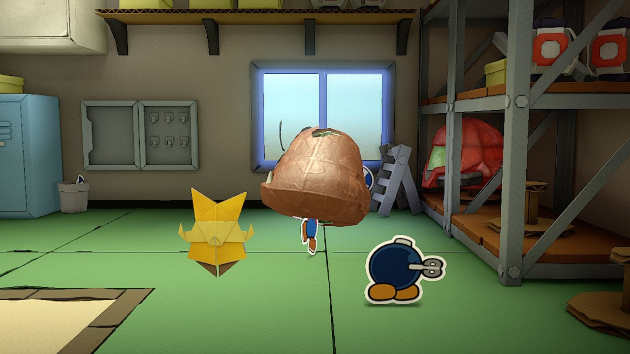 Paper Mario Origami King Nintendo Switch Spiel