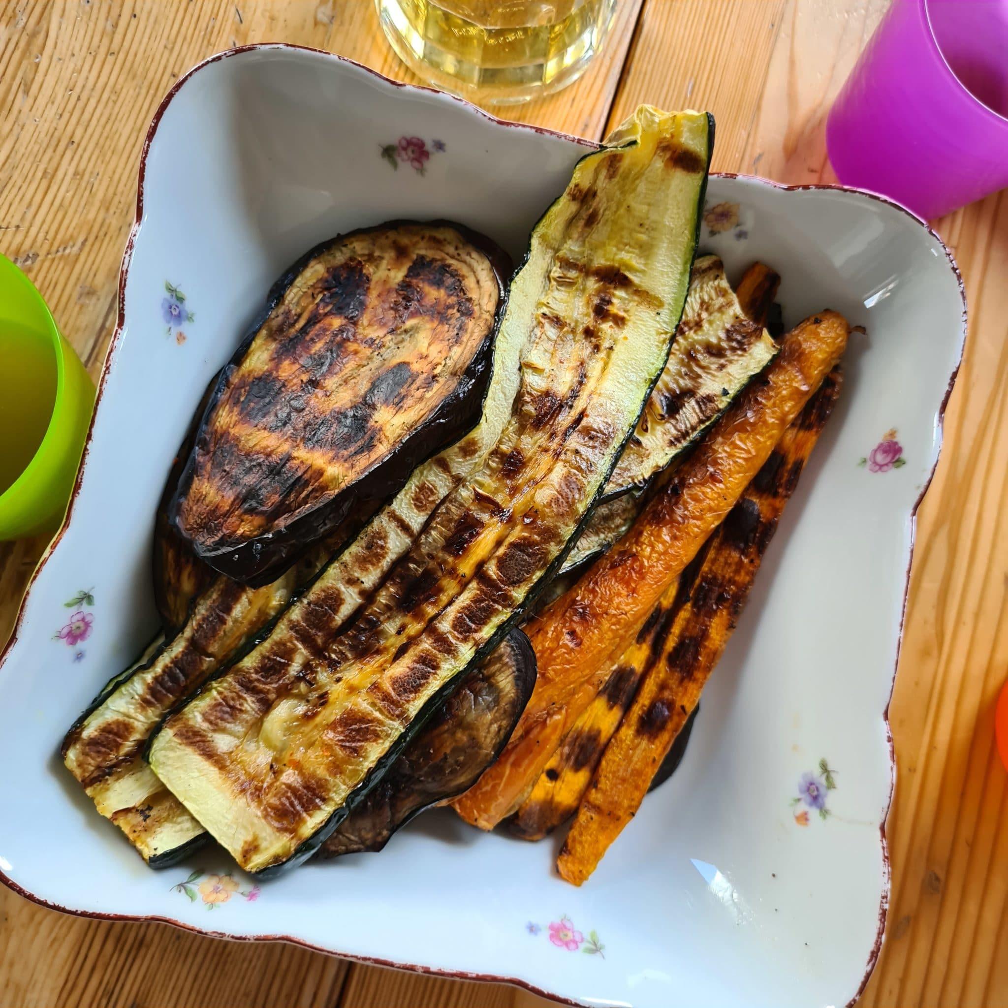 #26 Gegrilltes Gemüse entdecken wir dank einer neuen Marinade.