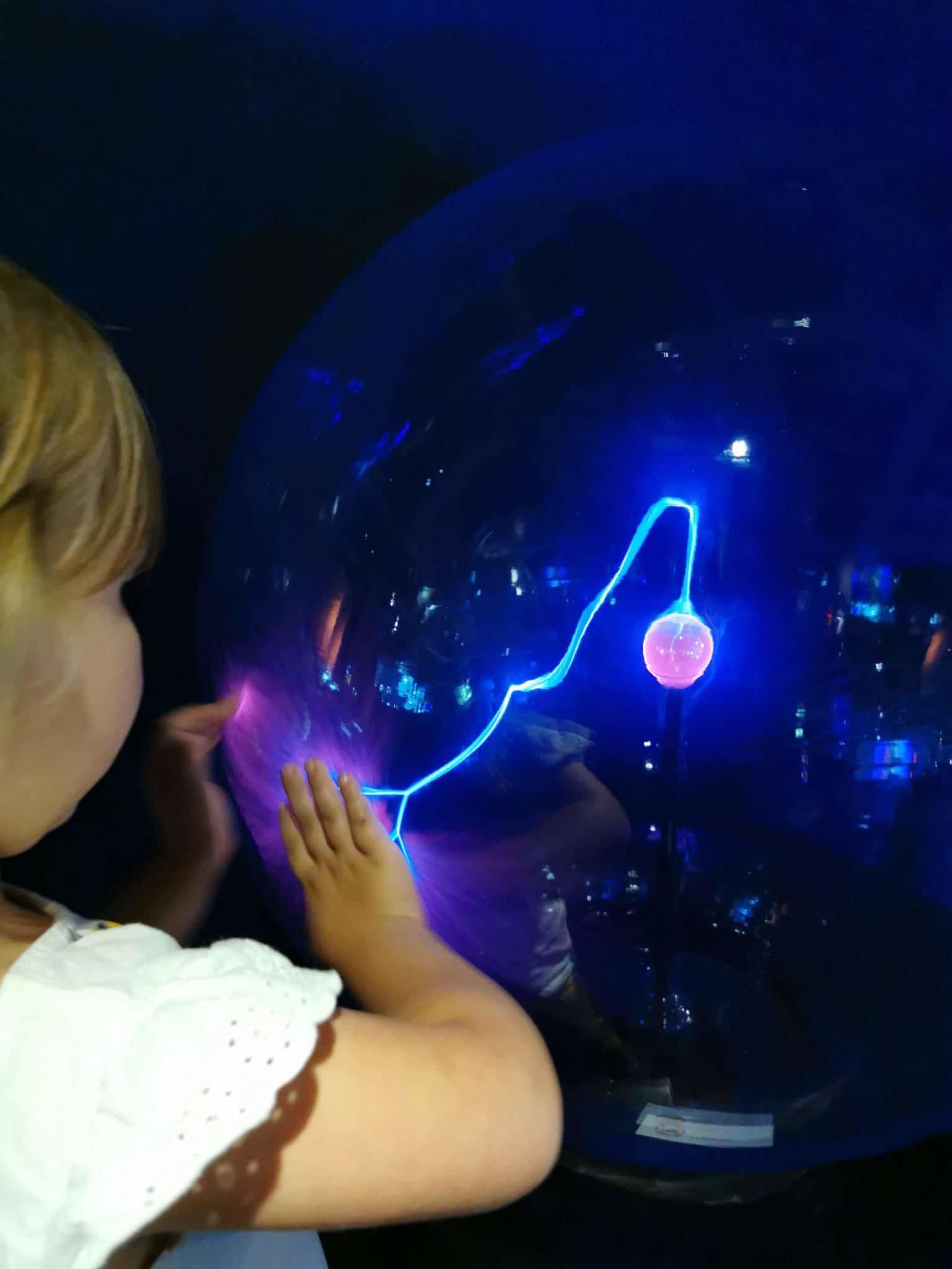Mit Kindern ein Wochenende im Phaeno