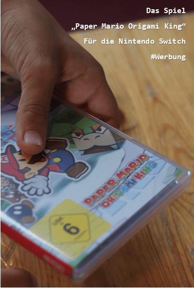 Paper Mario Origami King_Nintendo Switch Spiel